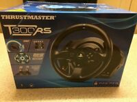 Thrustmaster T300rs with Wheelstand Pro