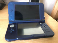 Nintendo (new) 3DS XL Metallic Blue