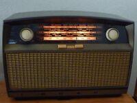 Vintage Bush VHF 80 Radio