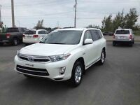 2011 TOYOTA Highlander Hybrid 7 PLACES AIR VITRES CRUISE