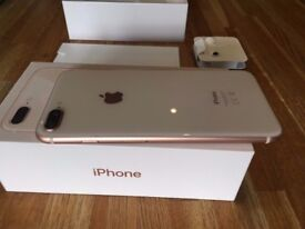iPhone 8 Plus GOLD 64GB Excellent Condition *BRAND NEW*