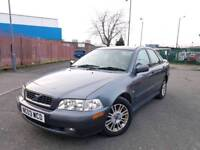 VOLVO S40 1.8ltr_4dr *** MOTED - HPI CLEAR - FREE DELIVERY ***