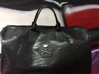 Philip Plein Travel Bag