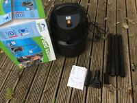 Oase Pontec Pondomatic Fish Pond Vacuum Silt Sludge Remover Hoover Vac Cleaner