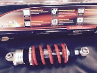 Suspension: YSS rear monoshock for Aprilia RSV 1000 Mille 01-04. Never fitted. As new. Bargain
