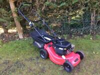 Self Drive Petrol Lawnmower Bargain