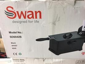 Swan single pro fryer