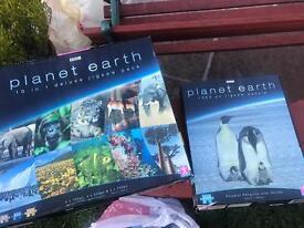 Planet Earth Jigsaws