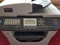 Brother MFC-8880DN A4 Mono All-in-One Print / Scan / Copy / Fax Printer