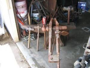 Blacksmithing tools Geraldton Geraldton City Preview