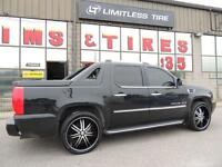 THOUSANDS OF TIRES & WHEELS IN STOCK! UNBEATABLE PRICES