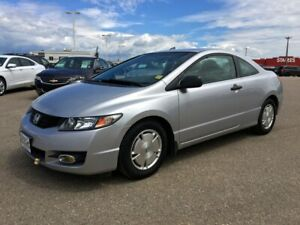 2010 Honda Civic Cpe DX-G FWD Manual Transmission