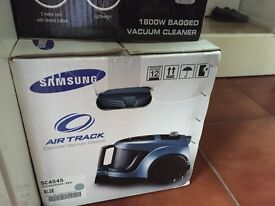 Samsung airtrack vacumn cleaner