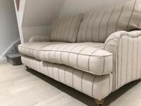 Two Country Living Gower Sofas - Excellent condition £850 for pair.