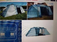 Outwell Maine L 6 berth tent. Excellent condition used only 3 times