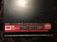 SONY BRAVIA DAV-DZ830W HOME THEATRE SYSTEM 1200W