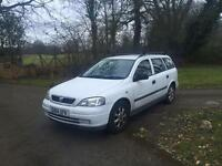 Vauxhall Astra 1.7 Manual Diesel 5doors