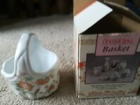 A Boxed New Oriental Spice Basket