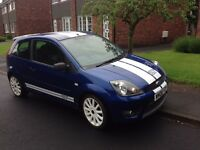 FORD FIESTA ST FULL SERVICE HISTORY ONLY 29000 MILES 8 MONTHS MOT