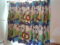 Great quality nursery curtains.