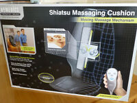 Homedics Shiatsu Massaging Cushion