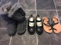 Girls bundle toddler size 11-12 £5