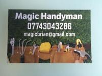 Handyman, garden maintainence, painting and decorating , flat pack assembly,