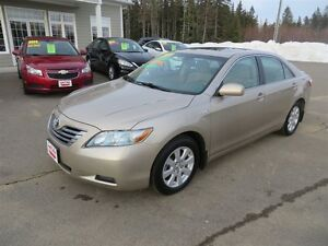 2009 Toyota Camry Hybrid LOCAL TRADE ONLY 49XXX KMS!!!