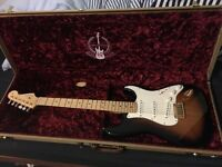 Fender 60th anniversary stratocaster