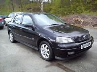 ★ 04 VAUXHALL ASTRA 1.7 CDTI 5 DOOR BLACK SXI ★ SPARES OR REPAIR ★