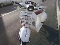 AJS Modena 125 cc