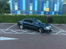 Mercedes CLK240 auto low milage, long MOT