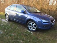 2005 FORD FOCUS - 1 YEARS MOT - SERVICE HISTORY