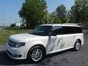 2013 Ford Flex SEL, Bluetooth, 7 places