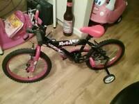 """18"""" Huffy Rebel kids bike"""