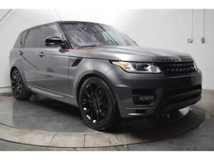 2016 Land Rover Range Rover Sport AUTOBIOGRAPHY V8 Supercharged