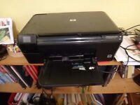 HP Photosmart printer 4600 series + new ink cartridge Excellent working order