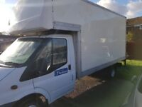 MAN AND VAN WELLINGBOROUGH RUSHDEN- REMOVAL- 7 DAYS SERVICE- MOVING HOME- LONG AND SHORT DISTANCE