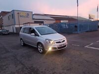 2007 VAUXHALL ZAFIRA 1.8 SRI XP FULLY LOADED CLEAN CAR