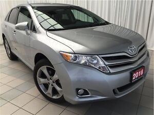 2016 Toyota Venza V6 AWD *LOW MILEAGE!*