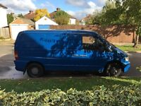 Mercedes Vito 110cdi van perfect for camping