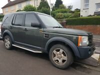 discovery 3 2.7 tdv6 125000miles