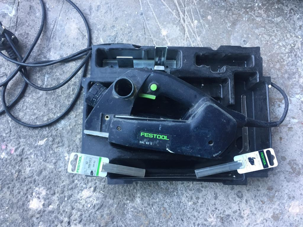 3 X Festool Tools fully Working 1 new | in Cheadle Hulme, Manchester ...