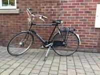 Gazelle Gents Bike Model Impalla Excellent Condition Hardly Used.Quality City Bike with Hub Gears.