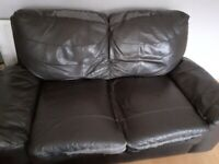 Free 2 and 3 seater sofas, collect asap