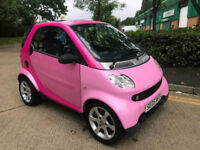 2005 SMART FOUR TWO THREE DOORS AUTOMATIC