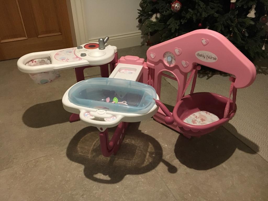 Baby Born Doll Toys: Nurse Station, Bath, Quad | in Hillsborough ...