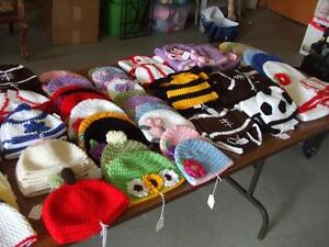 Dipper cakes, Hats , Headbands London Ontario image 1