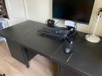 large Habitat desk