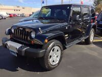 "2012 Jeep WRANGLER UNLIMITED Sahara - TEXT ""LOAN"" 1-888-783-4066"